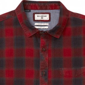 Billabong Fremont Flannel - Red