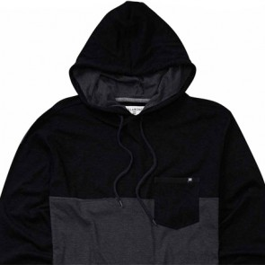 Billabong Dover Hooded Top - Black