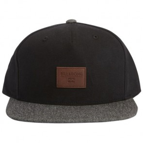 Billabong Oxford Snapback Hat - Black