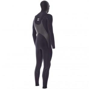 Billabong Furnace 5/4 Hooded Chest Zip Wetsuit