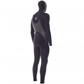 Billabong Furnace 4/3 Hooded Chest Zip Wetsuit