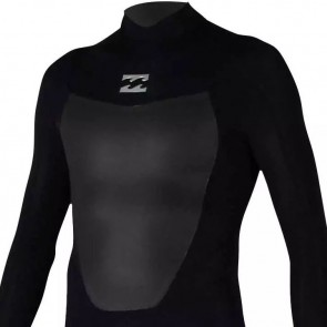 Billabong Absolute 3/2 Flatlock Back Zip Wetsuit