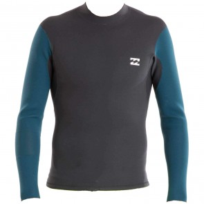 Billabong Wetsuits Revolution Shifty 2mm Jacket - Graphite
