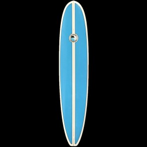 Bing Surfboards 9'0'' Cleanline Longboard - Blue Deck