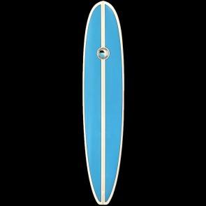 Bing Surfboards 9'0'' Cleanline Longboard - Blue Deck