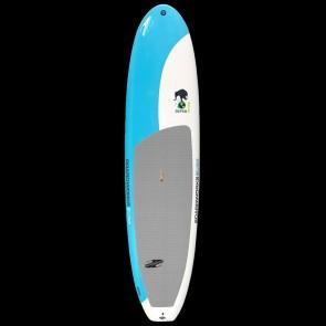 Boardworks Surf - 10'6 Super Natural SUP - Sky Blue/Light Grey