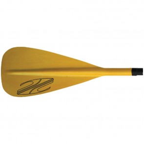 Boardworks FGR Fiberglass Adjustable 2pc SUP Paddle - Black/Yellow