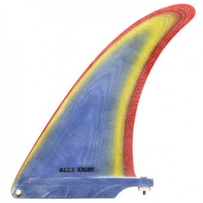 "Captain Fin 7.5"" Alex Knost Classic Longboard Fin"