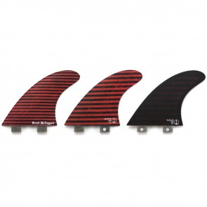 Captain Fin Creed McTaggart FCS Tri Fin Set