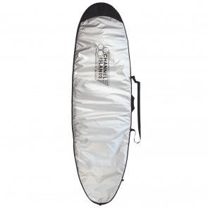 Channel Islands Team Light Longboard Surfboard Bag - Silver