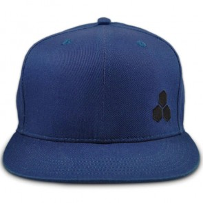 Channel Islands Hex Snapback Hat - Navy