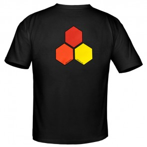 Channel Islands Curren OG Hex T-Shirt - Black