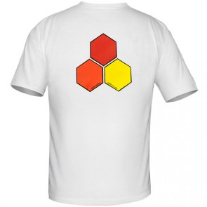 Channel Islands Curren OG Hex T-Shirt - White