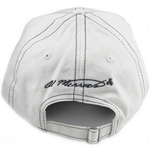 Channel Islands Al's Signature Hat - White/Black