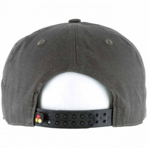 Channel Islands Hex Snapback Hat - Light Grey