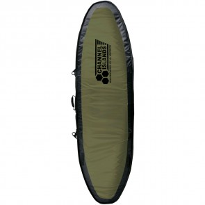 Channel Islands Travel Light CX4 Coffin Surfboard Bag