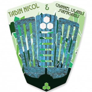 Channel Islands Yadin Nicol Traction - Blue Camo