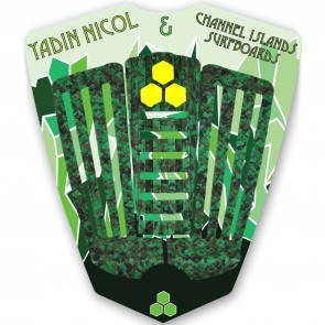 Channel Islands Yadin Nicol Traction - Green Camo