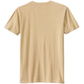 Channel Islands Rincon 74 T-Shirt - Brown Washed