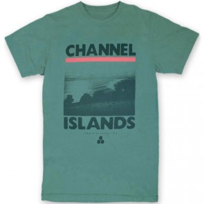 Channel Islands Rincon T-Shirt - Green Washed