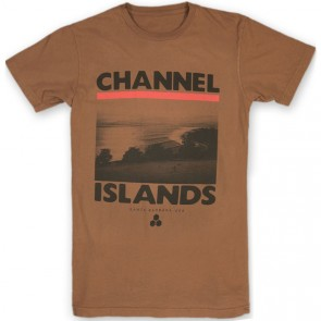 Channel Islands Rincon T-Shirt - Rust Washed