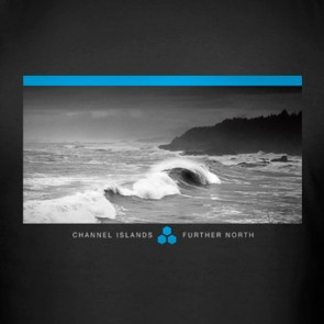 Channel Islands NW Photo T-Shirt - Black