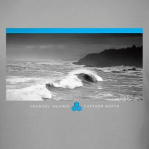 Channel Islands NW Photo T-Shirt - Warm Grey