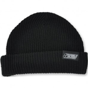 Channel Islands Flag Beanie - Black