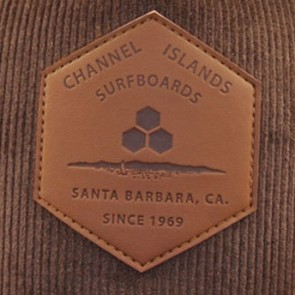 Channel Islands Ranch Hex Cord Hat - Brown