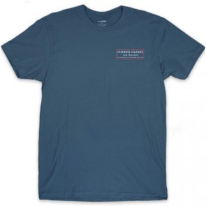 Channel Islands Mr. Clean T-Shirt - Indigo
