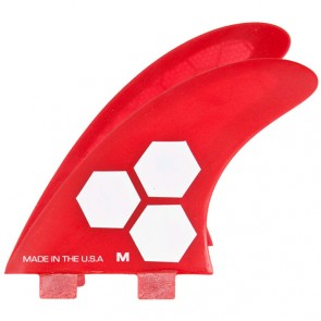Channel Islands Fins - Tech 1 Medium - Red