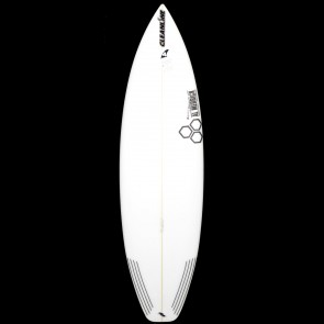 Channel Islands 5'11 Black & White Surfboard