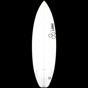 Channel Islands 6'1 Black & White Surfboard