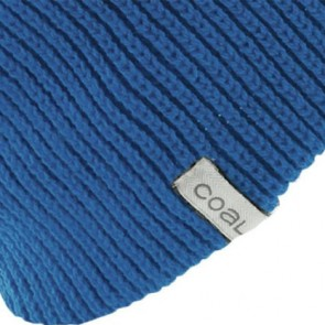 Coal Frena Solid Beanie - Royal Blue
