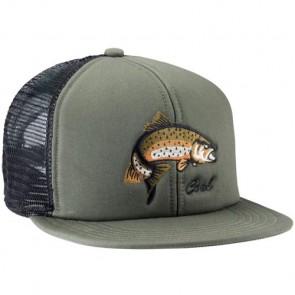 Coal Wilds Trucker Hat - Olive