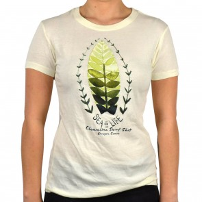 Cleanline Women's Sea Of Life Top - Ivory