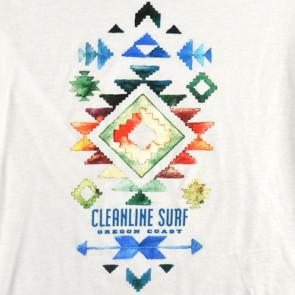 Cleanline Women's Rain Dance Top - White