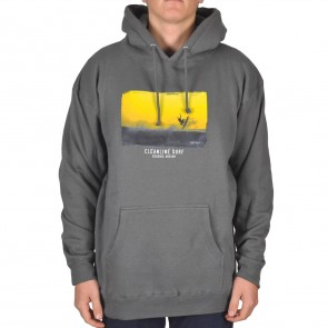 Cleanline Flyer Hoodie - Charcoal