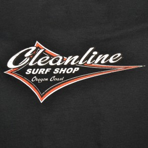 Cleanline Speed Diamond T-Shirt - Black