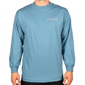 Cleanline Speed Diamond Long Sleeve T-Shirt - Slate