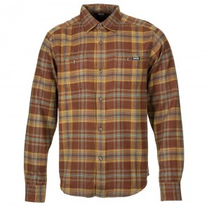 Depactus Fieldset Flannel - Earth Brown