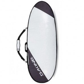 Dakine Daylight Hybrid Surfboard Bag - White