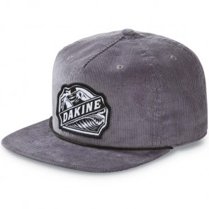 Dakine Twin Peaks Trucker Hat - Black