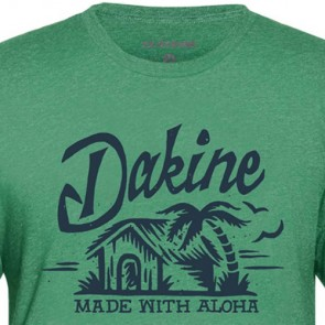 Dakine Beach Hut T-Shirt - Kelly Heather