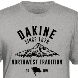 Dakine Tradition T-Shirt - Heather Grey