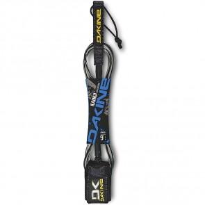Dakine Longboard Ankle Leash - Black/Clear