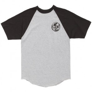 Dark Seas Maven Jersey - Heather Grey/Black