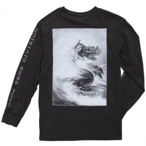 Dark Seas Immortal Premium Longsleeve Shirt - Black
