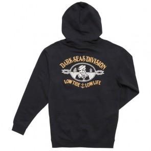 Dark Seas Gunner Hoodie - Black