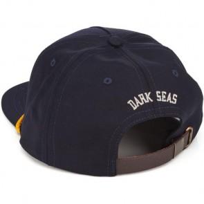 Dark Seas Magazine Hat - Navy